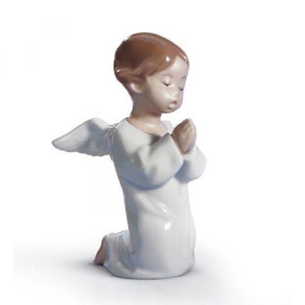 Lladro Figurines Angel Praying