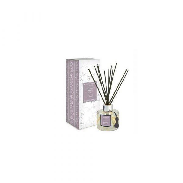 Tipperary Rosemary & Lavendar Fragranced Diffuser Set