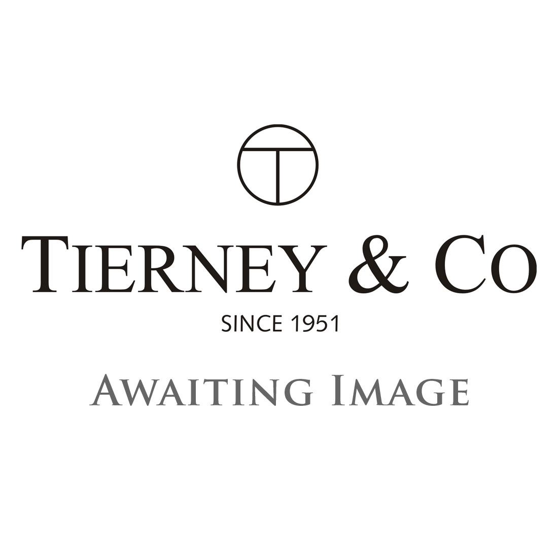 Tipperary Crystal Zeus Watch (Silver)