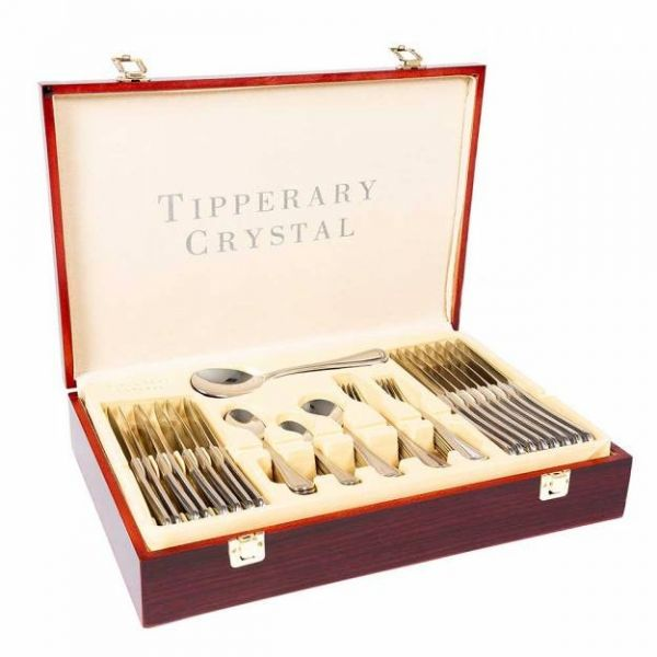 Tipperary Crystal Gastro 72 Piece Canteen
