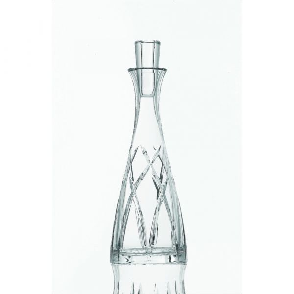Galway Crystal Mystique Decanter & Stopper