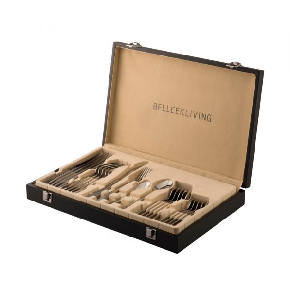Belleek Living Occasions 24 Piece Cutlery Set