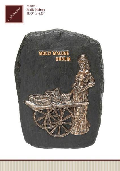 Genesis Molly Malone Plaque