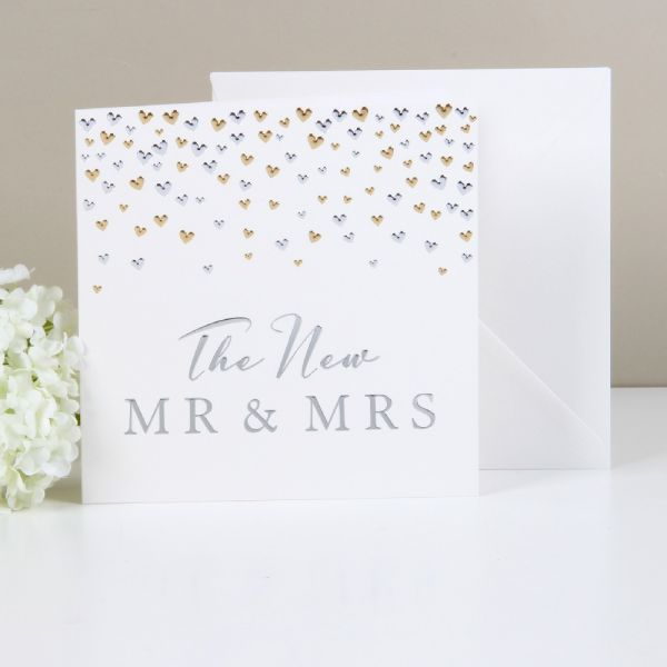 Greeting Cards The New Mr & Mrs