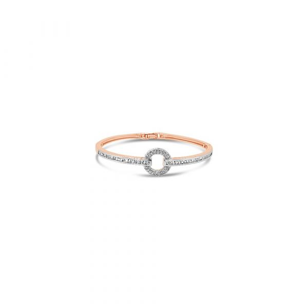 Absolute Jewellery Two Tone Bangle